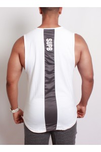 TANK LIMITLESS FITNASS WHITE