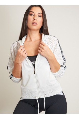 JACKET CITY WHITE